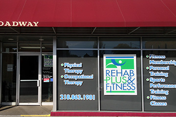 Rehab Plus & Fitness - Pelican Rapids, MN Clinic